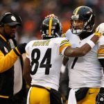 Antonio Brown, Antonio Brown trade, Steelers trade Antonio Brown, Ben Roethlisberger, Mike Tomlin