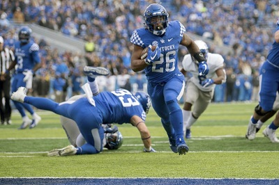 Benny Snell Jr., Steelers 2019 4th round pick Benny Snell Jr.