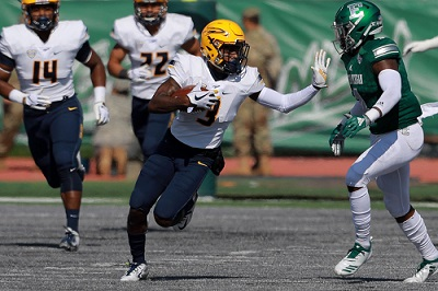 Diontae Johnson, Steelers draft Diontae Johsnon