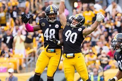 T.J. Watt, Bud Dupree, Steelers 2019 draft needs at outside linebacker