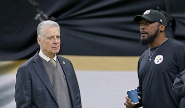 Art Rooney II, Mike Tomlin, Mike Tomlin contract