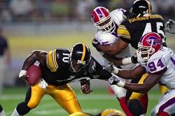 Kordell Stewart, Bryce Fisher, Steelers vs Bills