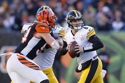 Delvin Hodges, Steelers vs Bengals