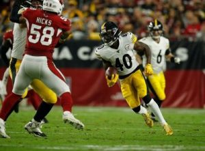 Kerrith Whyte, Devlin Hodges, Steelers vs Cardinals