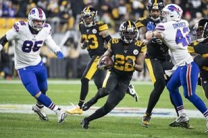 Steven Nelson, Steelers vs Bills