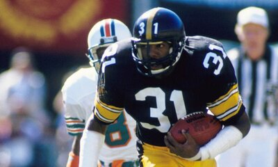 Donnie Shell, Donnie Shell Hall of Fame, Steelers vs Dophins, 1984 AFC Championship