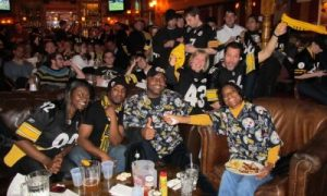 Steelers Nation, Steelers Bars DC