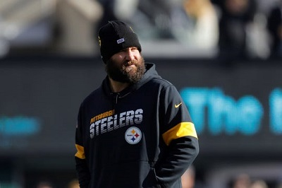 Ben Roethlisberger, Ben Roethlisberger fat, Ben Roethlisberger out of shape,