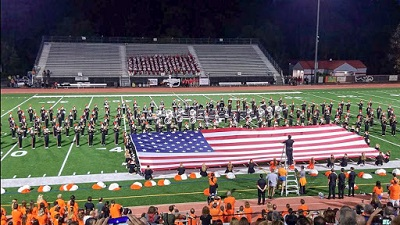 Bethel Park Stadium, Bethel Park High Pittsburgh