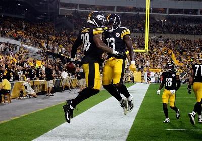 James Washington, Jaylen Samuels, Steelers COVID-19 List