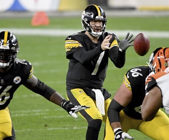 Ben Roethlisberger, Steelers vs Bengals