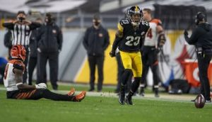 Joe Haden, Steelers vs Bengals