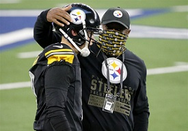 Mike Tomlin, Chris Boswell, Steelers vs Cowboys