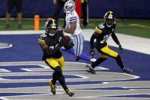 Minkah Fitzpatrick, Steelers vs Cowobys