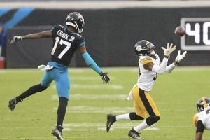 Terrell Edmunds, Steelers vs Jaguars