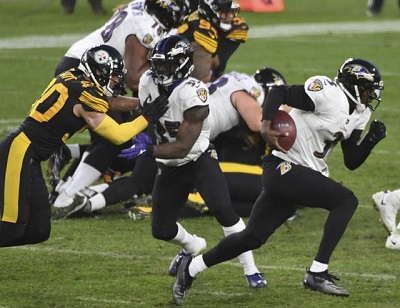 RGIII, Steelers vs Ravens 2020