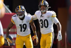 JuJu Smith-Schuster, James Conner, Steelers 2021 Free Agents