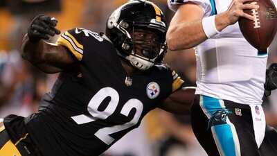 Olasunkanmi Adeniyi, Ola Adeniyi, Steelers preseason