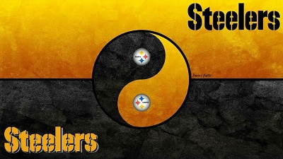 Steelers Yin an Yang