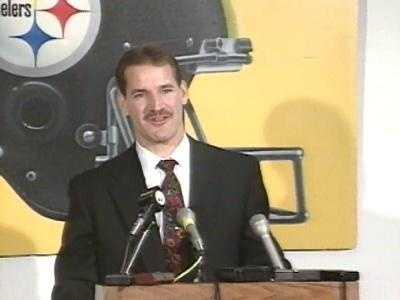 Bill Cowher, Pittsburgh Steelers