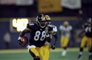 Courtney Hawkins, Steelers vs Packers
