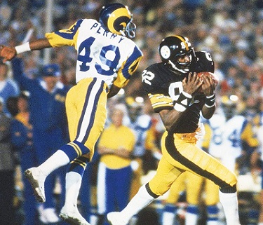 John Stallworth, Rod Perry, Super Bowl XIV