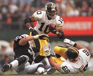 Kordell Stewart, Steelers vs Raiders