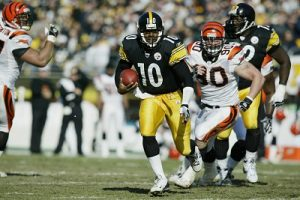 Kordell Stewart, Steelers vs Bengals