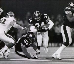 Leroy Thompson, Dermontti Dawson, Steelers vs Bills, Steelers Bills MNF 1993