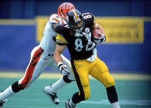 Mark Bruener, Steelers vs Bengals