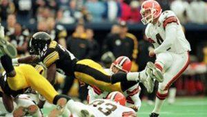 Phil Dawson, Steelers vs Browns