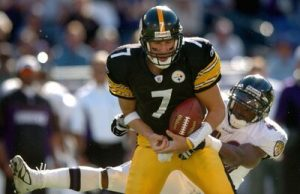 Ben Roethlisberger, Steelers vs Ravens, Chad Williams