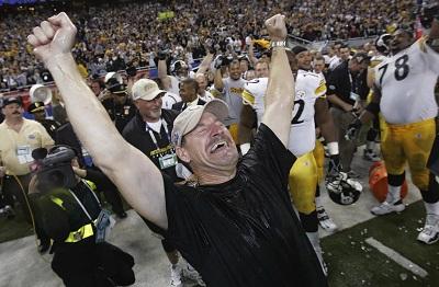 Bill Cowher, Super Bowl XL