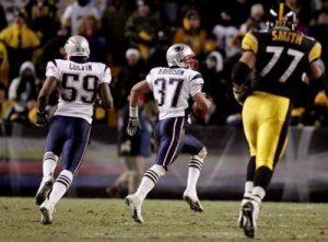 Rodney Harrison, Steelers vs Patriots, Marvel Smith