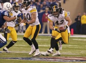 Troy Polamalu, Steelers vs. Colts, 2005 AFC Divisional playoffs