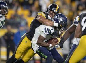 Alex Highsmith, Geno Smith, Steelers vs Seahawks