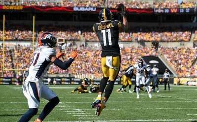 Chase Claypool, Steelers vs Broncos